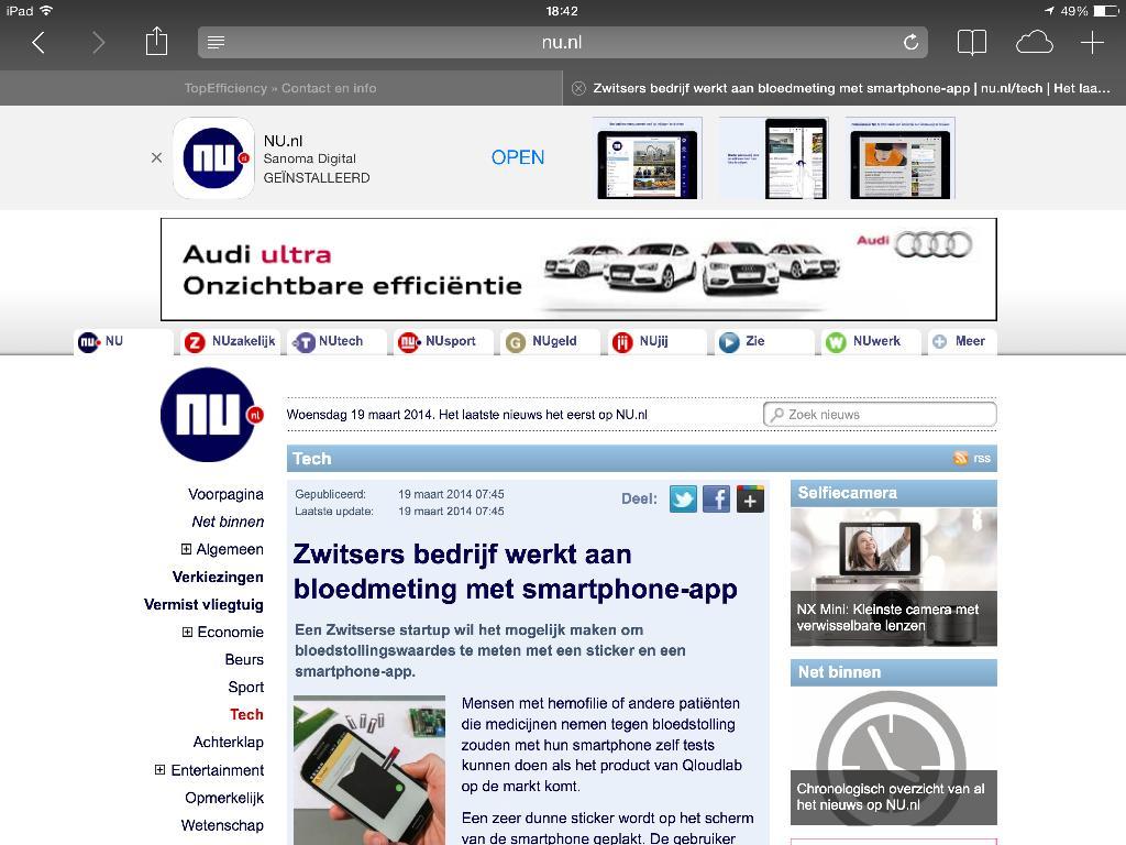 agenda iphone synchroniseren met ipad